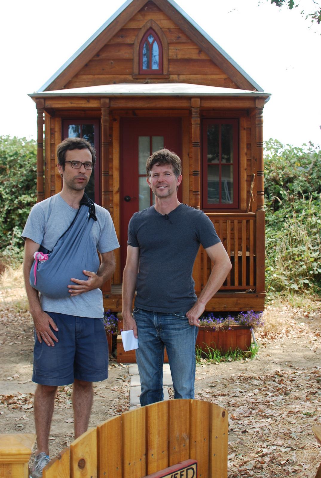 nicolás boullosa (left) & jay shafer (right)