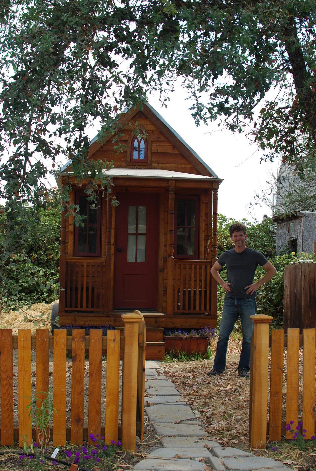 tumbleweed tiny house, sebastopol, california