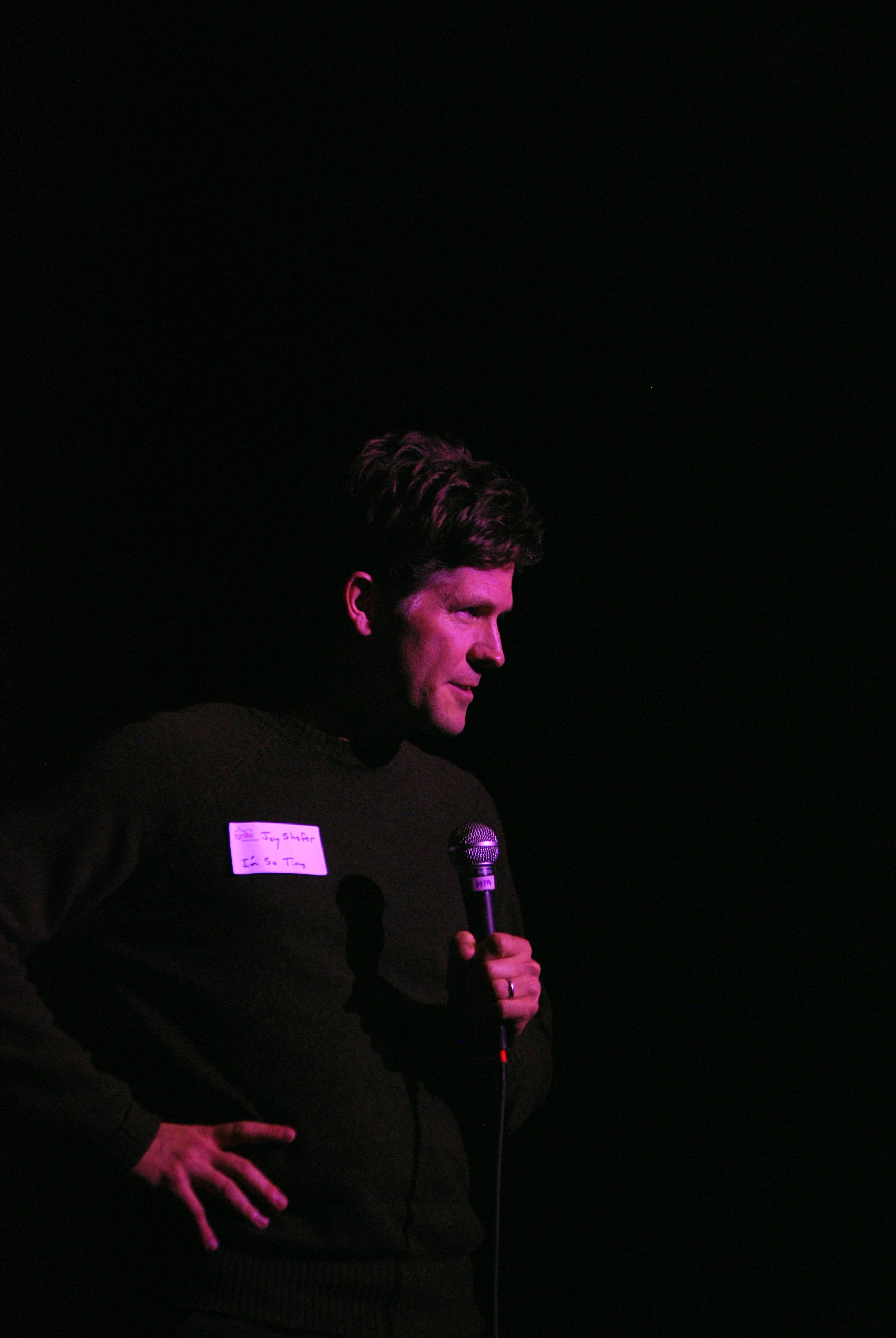 Jay Shafer Speaking About Tiny Houses at Ignite Sebastopol 3