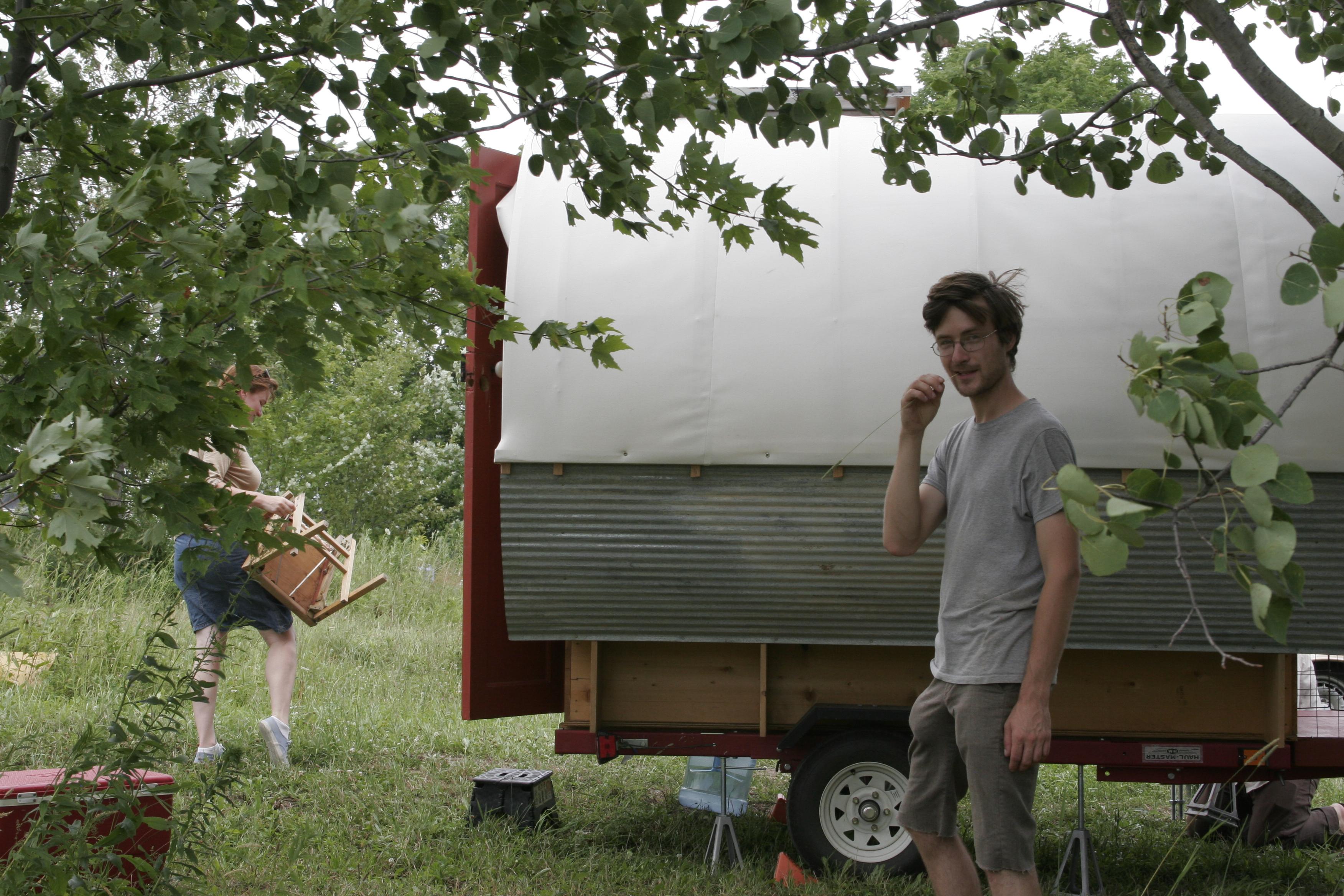Danila & Gypsy Wagon